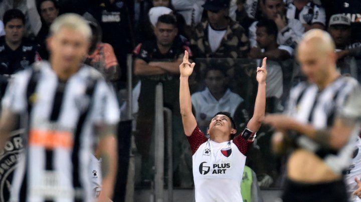 Épico: Colón hace historia grande y es finalista de la Copa Sudamericana
