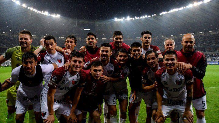 Los millones que se aseguró Colón por hacer historia en la Copa Sudamericana