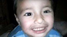 Maxi Sosa, quien desapareció en la ciudad santafesina de Ceres en diciembre de 2015.