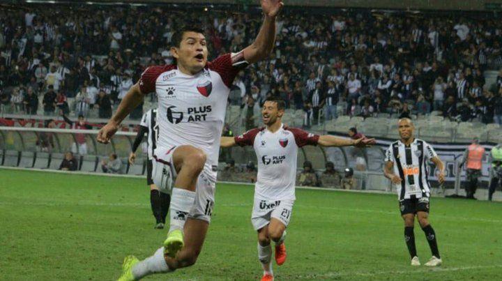 Pulga Rodríguez, otra vez candidato a Figura de la Semana en la Copa Sudamericana