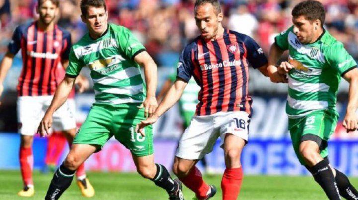 San Lorenzo busca la recuperación ante Banfield