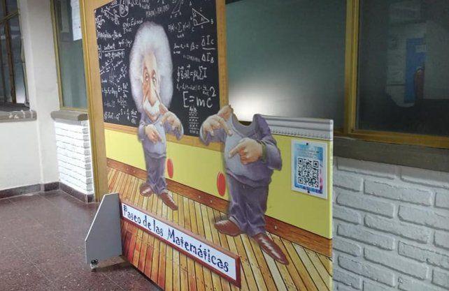 La UTN Santa Fe invita a visitar el Paseo de las Matemáticas.