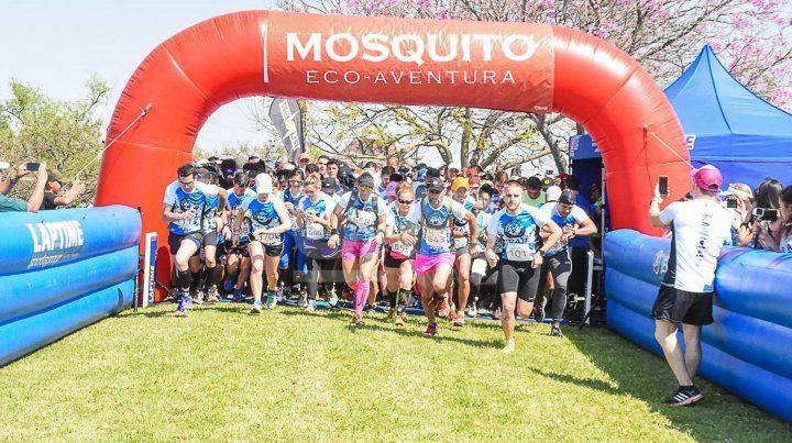 Se concretó la 3ª fecha del Mosquito Trail
