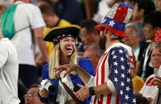Se juega el partido Francia con Estados Unidos