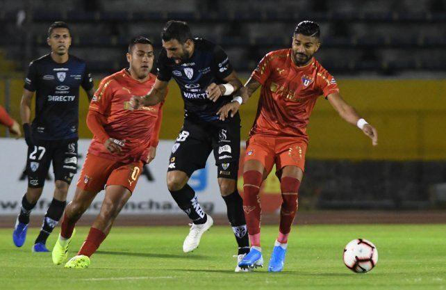 Independiente del Valle perdió ante LDU en el cierre de la fecha
