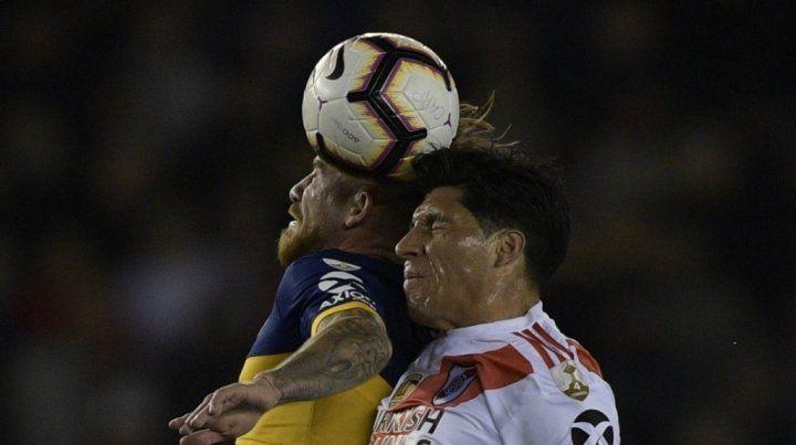 Enzo Pérez: Tenemos una ventaja importante, no definitiva