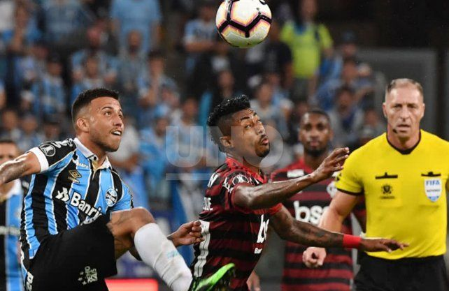 Gremio se lo empató sobre la hora a Flamengo