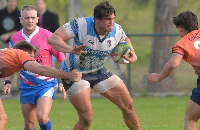 Vuelven a jugar CRAI y Santa Fe Rugby Club