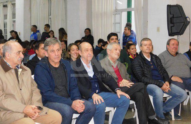 Deportistas y entrenadores recibieron apoyo gubernamental