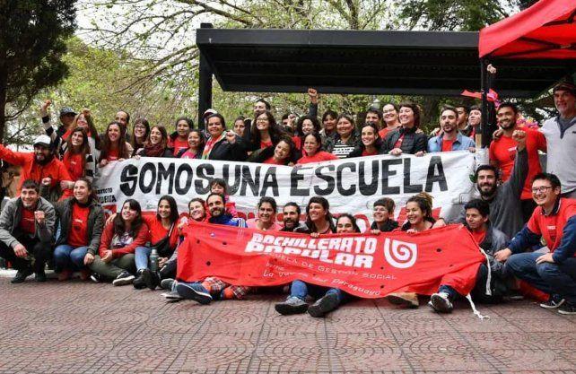 Por primera vez, la Vuelta del Paraguayo tiene una escuela secundaria