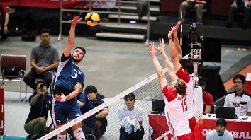 argentina poco pudo hacer ante polonia en el mundial de japon