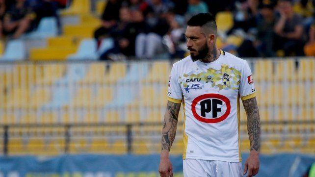 Mauricio Pinilla volvió a referirse a su frustrado pase a Colón