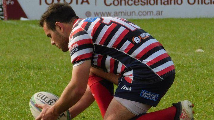 Santa Fe Rugby cayó en Resistencia