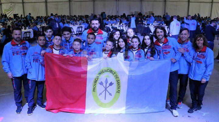 Santa Fe participa de los Juegos Evita 2019