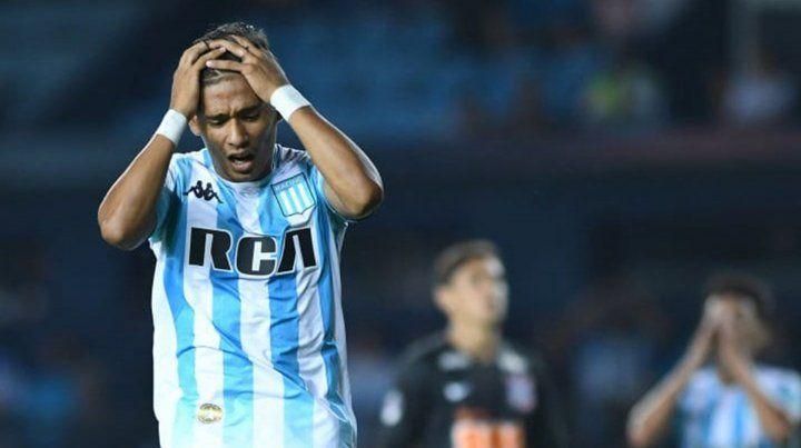 Zaracho fue desafectado de la doble fecha FIFA