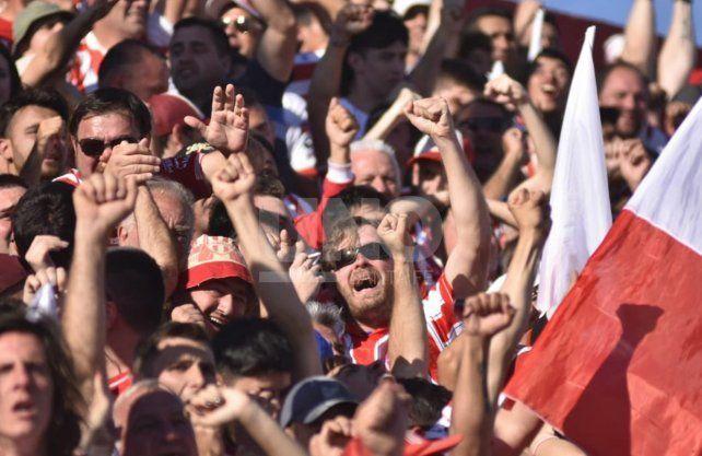 Mirá el emotivo video de Unión después de ganar el Clásico