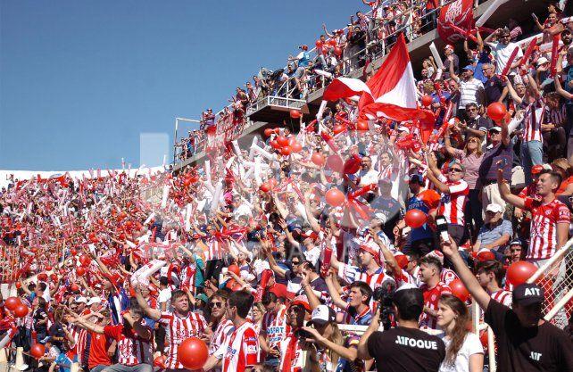 El agradecimiento de Unión a los hinchas por copar el 15 de Abril en el Clásico
