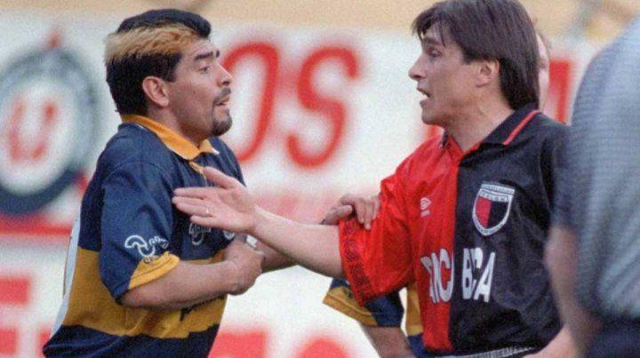 La vuelta de Maradona y una disputa particular con Toresani