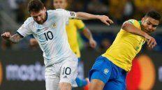argentina podria enfrentar a brasil en la fecha fifa de noviembre