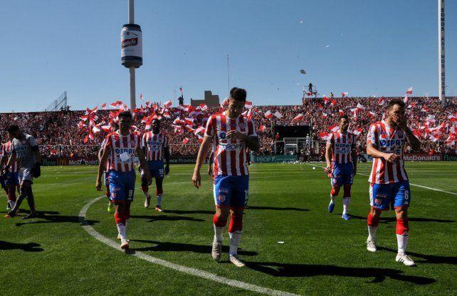 Juan Cavallaro, el jugador a recuperar en Unión pensando en Gimnasia (LP)