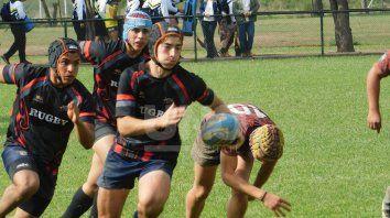 el rugby y el hockey, presentes en los juegos interliceos