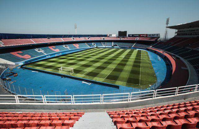 Conmebol empezó a palpitar la gran final de la Copa Sudamericana