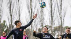 el dilema de pablo lavallen para el partido por copa argentina
