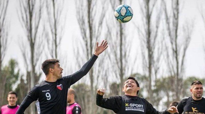 El dilema de Pablo Lavallén para el partido por Copa Argentina