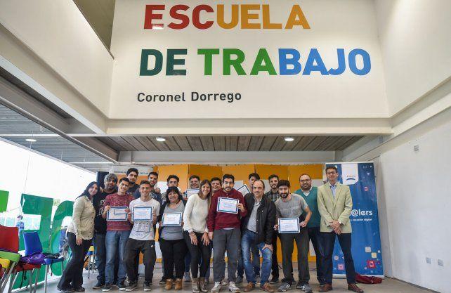 Este taller posibilitó que personas de entre 18 y 32 años obtuvieran herramientas para programar y así mejorar sus condiciones de acceder a empleos.