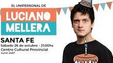 El espectáculo que se presentará en Centro Cultural Provincial.