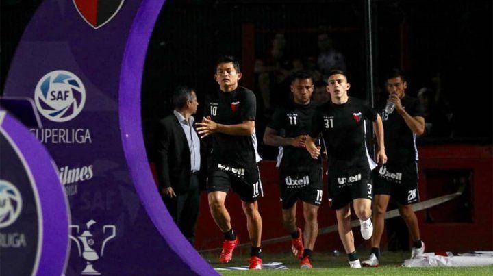 Lavallén pondría lo mejor en Colón para jugar por Copa Argentina