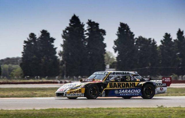 Ardusso fue el más rápido en San Nicolás