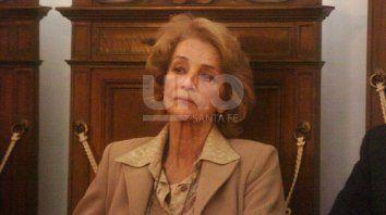 María Angélica Gastaldi. Foto: José Busiemi