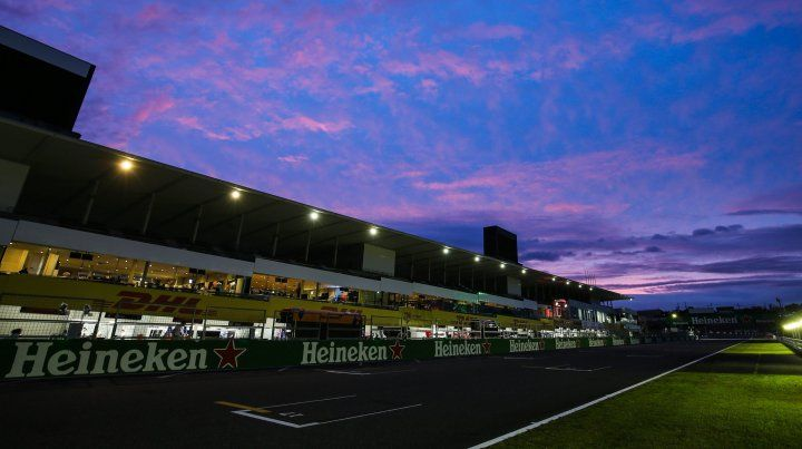 El paso del tifón Hagibis no dejó consecuencias y habrá F1 en Suzuka