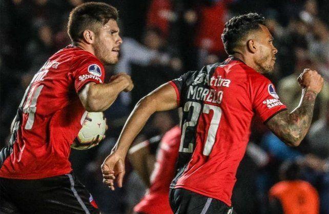 Colón no para y va por todo en la Copa Argentina