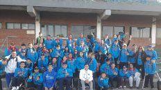 Santa Fe logró 153 medallas en Mar del Plata
