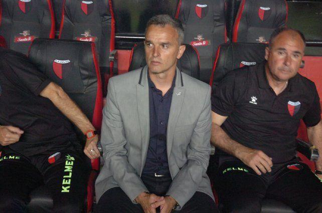 Pablo Lavallén dirige dos partidos más y se va