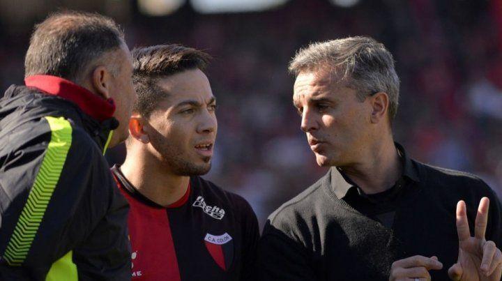 Mauro Da Luz será baja para los próximos compromisos