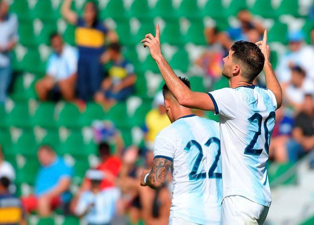 Alario: Quiero que Colón gane la Sudamericana