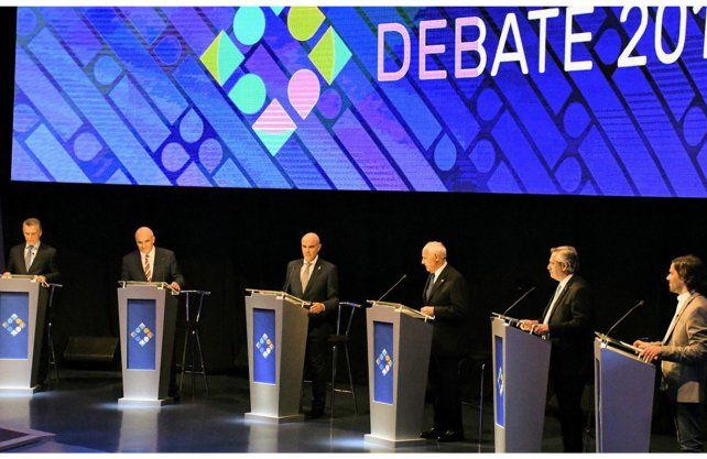 Debate presidencial en Santa Fe