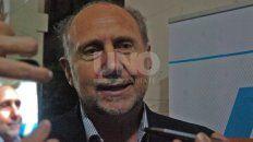 Omar Perotti, gobernador electo de Santa Fe. Foto: José Busiemi.
