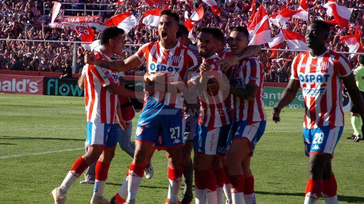¿Cómo estaba Unión a esta altura en las Superligas anteriores?