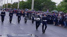 muestra academica de cadetes policiales del isep