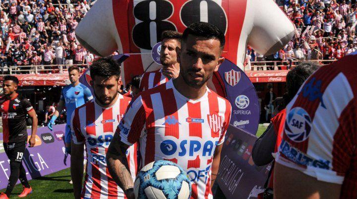 Desde Talleres reconocieron un interés de Vélez por Carabajal