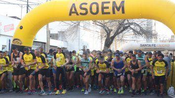 asoem organiza la 5ª edicion del maraton