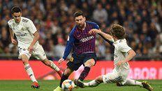 barcelona no acepta jugar en el bernabeu y el clasico podria suspenderse