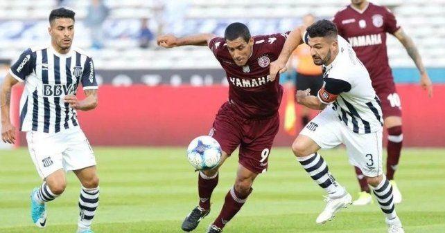 Talleres y Lanús quieren prenderse en la pelea grande de la Superliga