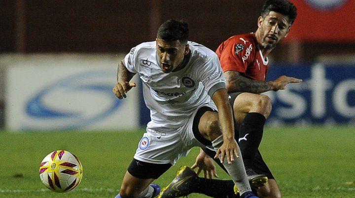 Independiente busca levantar cabeza ante el agrandado Argentinos