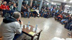 se realizo el encuentro de clubes e instituciones barriales