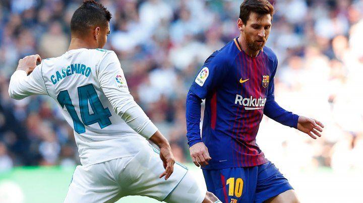 Barcelona guarda a Messi para visitar al Inter